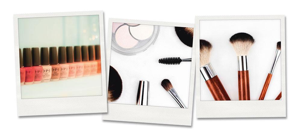 Maquillage soirée, coloration sourcils et cils - Le Petit Patio - Institut de beauté, place Pey Berland, Bordeaux