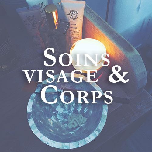 Soins Visage & Corps du Petit Patio - Institut de beauté, place Pey Berland, Bordeaux - Louise Ledentu